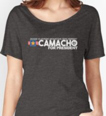 Idiocracy - Camacho for President Women's Relaxed Fit T-Shirt