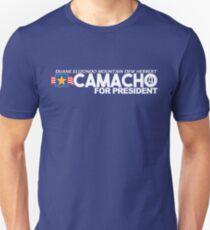 Idiocracy - Camacho for President Slim Fit T-Shirt