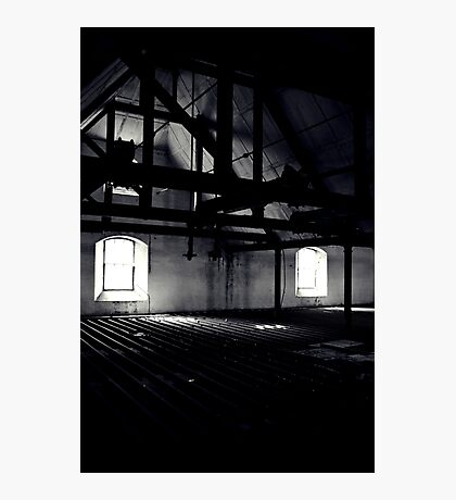 Dual Aspect ~ Sleaford Bass Maltings Photographic Print