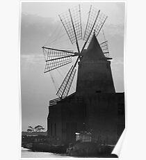 Il mulino a vento  Poster