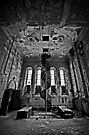 Cathedral to Industry ~ Sleaford Bass Maltings by Josephine Pugh