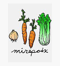 mirepoix Photographic Print