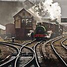 Bury Bolton St. Station by Steve  Liptrot