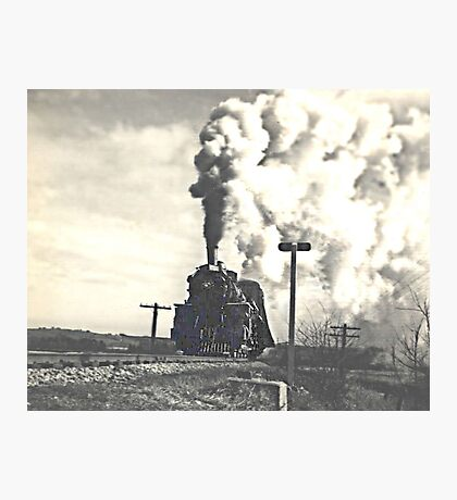 Iron Horse Photographic Print