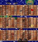 """""""Ghosts in the Library"""" by Patrice Baldwin"""