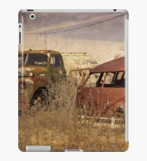 Abandoned Classics  iPad Case/Skin