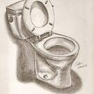 Toilet Bowl by Vicki Lau