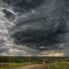 Valley Road Storm by IanMcGregor