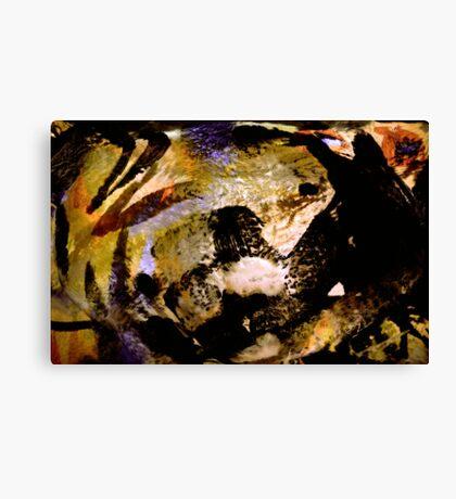 dark horse dream Canvas Print