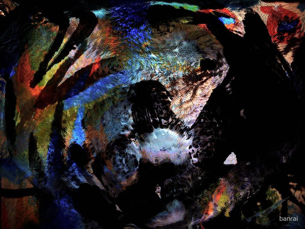 a dark horse dream... one never knows by banrai