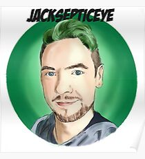 Jacksepticeye  Poster