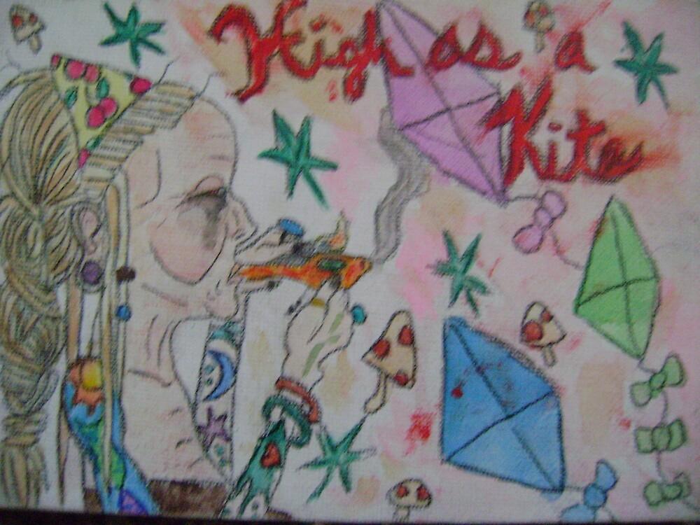 High As A Kite by Zach  Crane