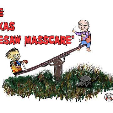 Texas Seesaw Massacre by christanski