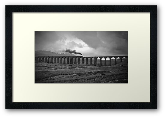 Ribblehead Viaduct by Stephen Liptrot