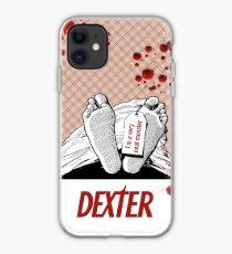 Dexter quote iPhone Case