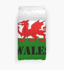 Wales Duvet Cover