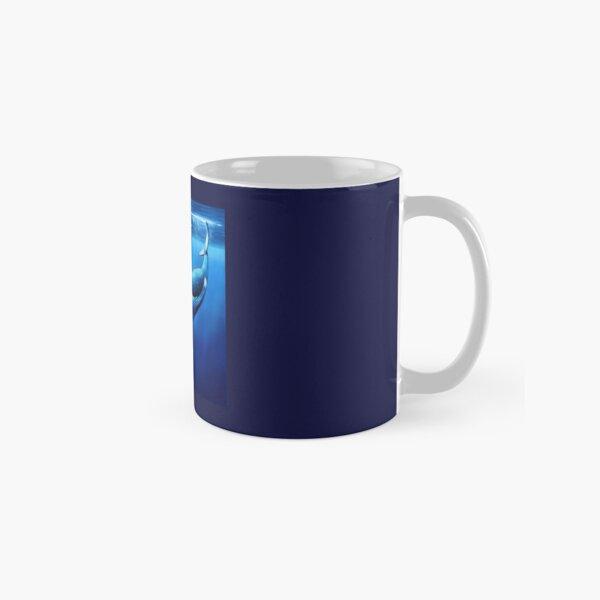 Blue Whale Dive Classic Mug