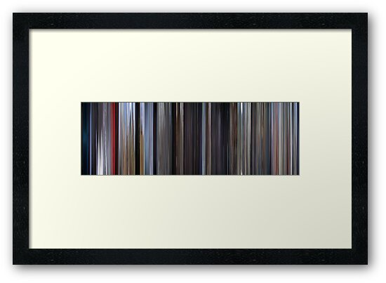 Moviebarcode: Superman (1978) by moviebarcode