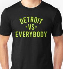 Detroit VS Everybody | Volt Unisex T-Shirt