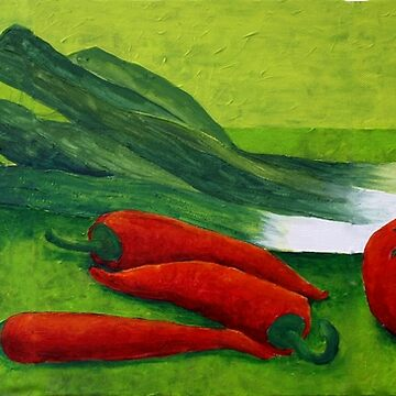 Vegetable  by Andrea-Meyer