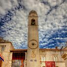 Clocktower by FLYINGSCOTSMAN