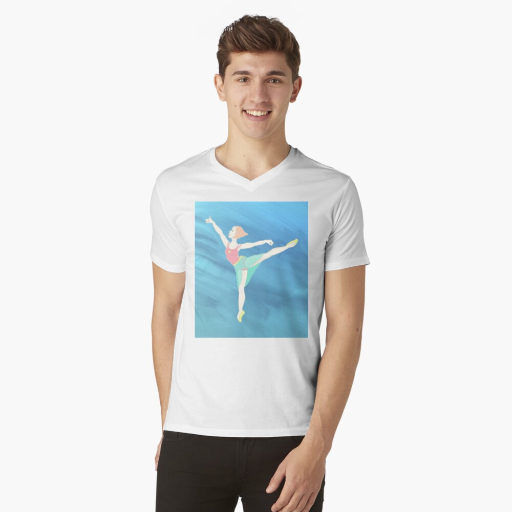 Pearl V-Neck T-Shirt