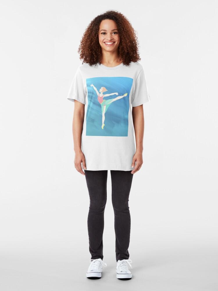Alternate view of Pearl Slim Fit T-Shirt