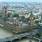 Westminster, London England by Bob Culshaw