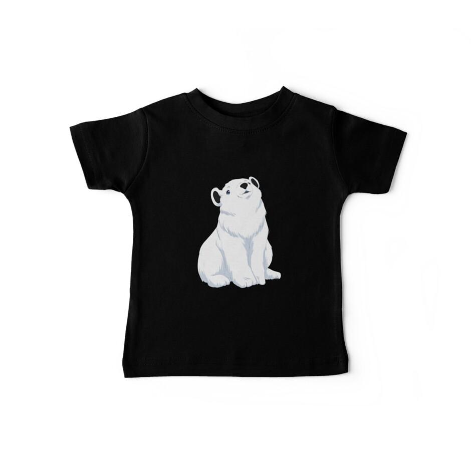 Polar bear by Tunnelfrog