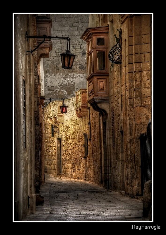 """""""MDINA STREETSCAPE"""" by RayFarrugia"""