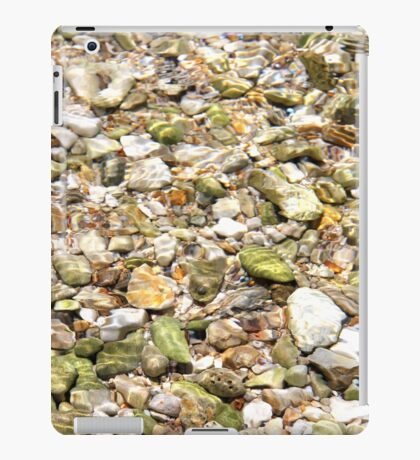Pebbles I iPad Case/Skin