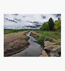 Irrigation Photographic Print