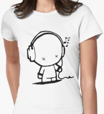 Music Man Women's Fitted T-Shirt