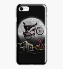 Pee Wee Phone Home iPhone Case/Skin