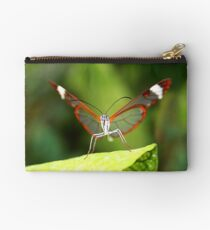 Face to Face Glasswing - Greta oto Studio Pouch