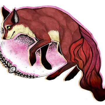 fox by usukiland