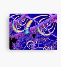 Symphony in C# Minor Canvas Print