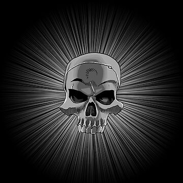 Skull by Cosmodious