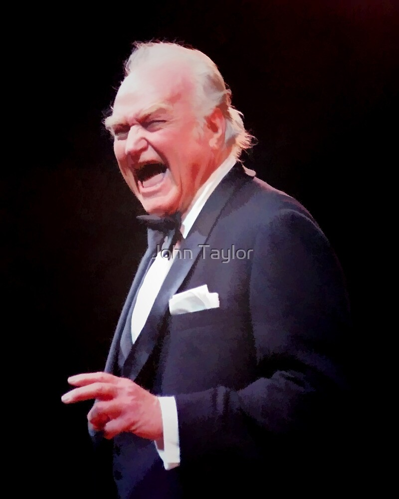 Red Skelton-Orlando, Florida by John Taylor