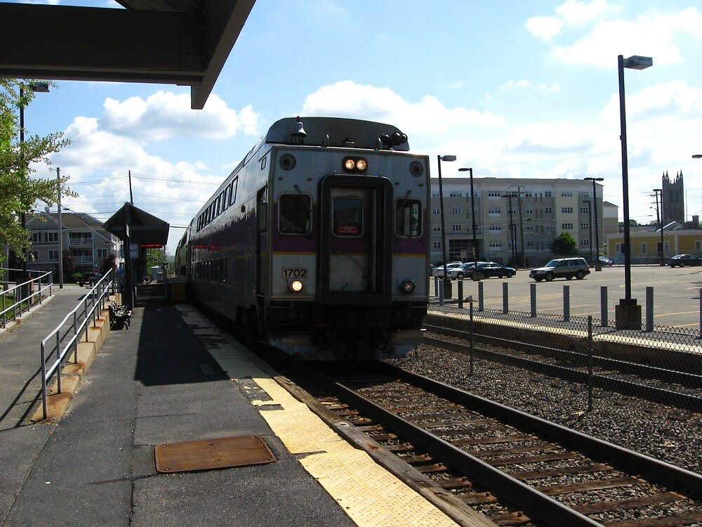 The Ole Commuter Rail by Eric Sanford