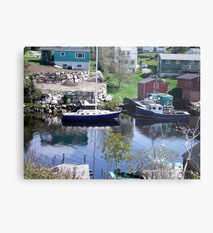 Herring Cove Metal Print
