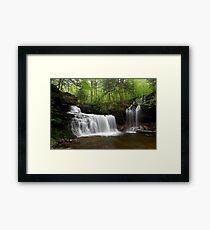R. B. Ricketts Falls Framed Print