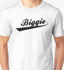 Biggie Script Unisex T-Shirt