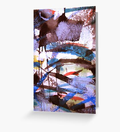 calm reflections Greeting Card