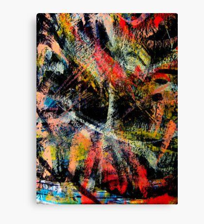 jungle heat...  Canvas Print