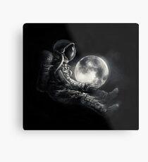 Moon Play Impression métallique
