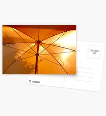 Umbrella Postcards