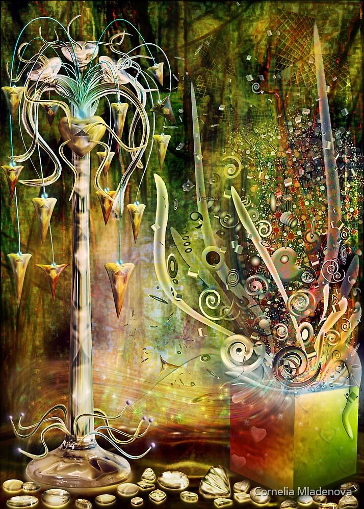 Treasure by Cornelia Mladenova