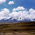 The Peruvian Andes by k8em