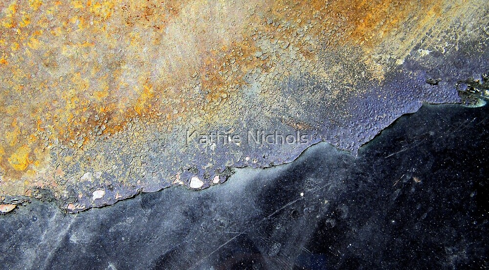 Dark side of the Mountain by Kathie Nichols
